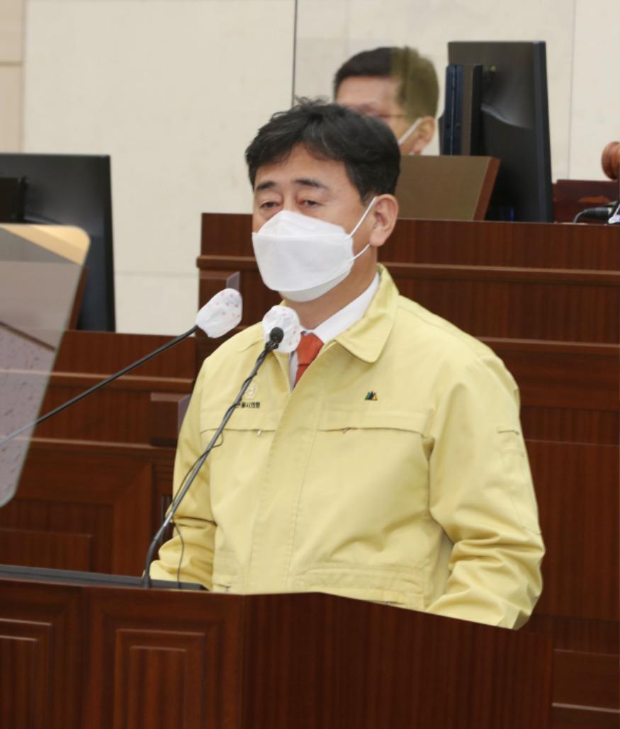 201218 제221회 제2차 정례회 제3차 본회의 5분 발언(정훈선 의원).jpg